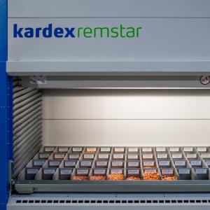 Skladový systém KARDEX