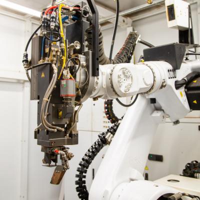 Laserové svařování